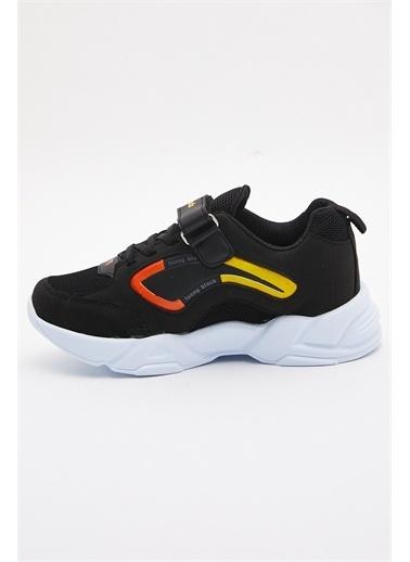 Tonny Black Çocuk Spor Ayakkabı Tbk17 Siyah